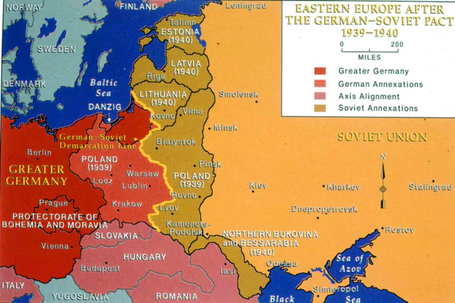 maps page for nina's story (lvov) - map of europe